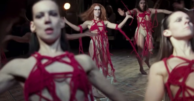 Suspiria – Movie Review – A classic reincarnated  – Terrelle